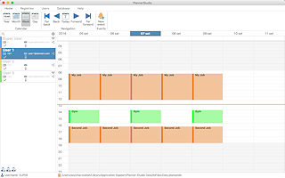 screenshot Planner Studio