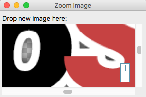 screenshot XojoZoomImage